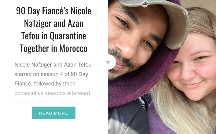 90 Day Fiancé Nicole and Azan