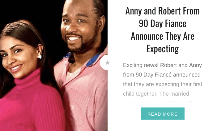 90 Day Fiancé Anny and Robert Expecting