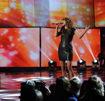 American Idol 2013 - Angie Miller