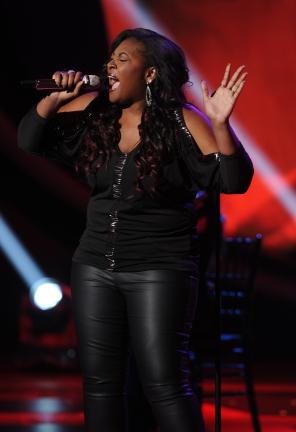 American Idol 2013 - Candice Glover