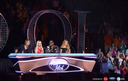 American Idol Las Vegas 2013 - Top 10 Guys