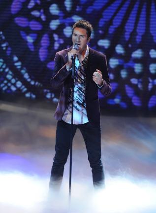 American Idol Season 12 - Paul Jolley