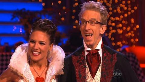 Dancing with the Stars 2013 - Andy and Sharna