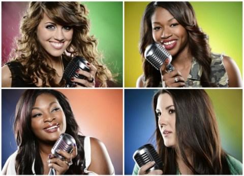 American Idol 2013 - Top 4