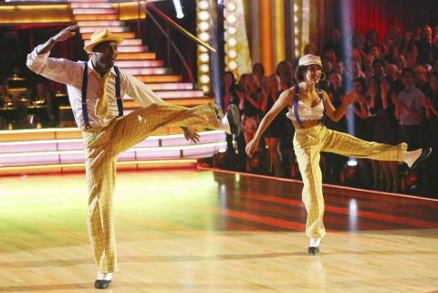 Dancing with the Stars 2013 - Jacoby and Karina