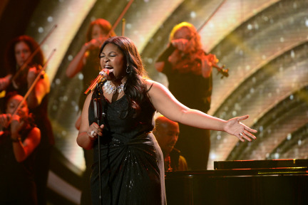 American Idol 2013 Spoilers - Candice Glover
