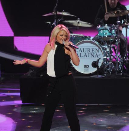 American Idol 2013 Spoilers - Lauren Alaina