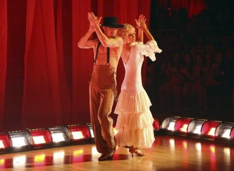 Dancing with the Stars 2013 - Kellie and Derek