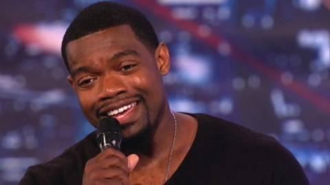 America's Got Talent 2013 Auditions - Travis Pratt