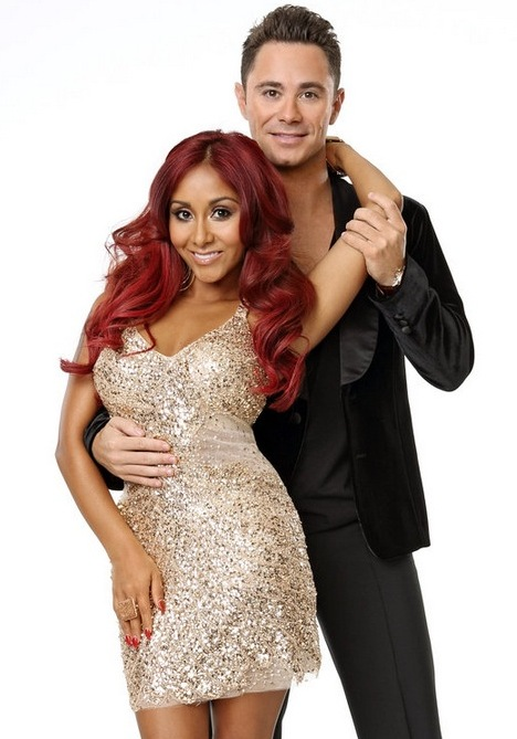 Dancing with the Stars 2013 Spoilers - Snooki and Sasha