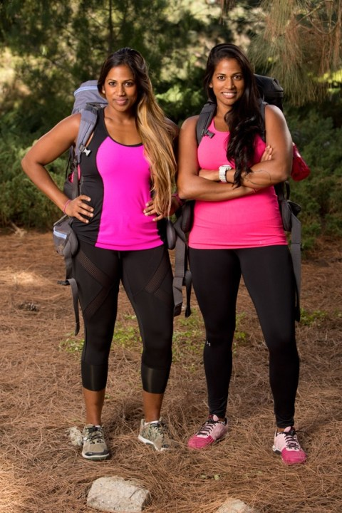 Twinnies Natalie and Nadiya