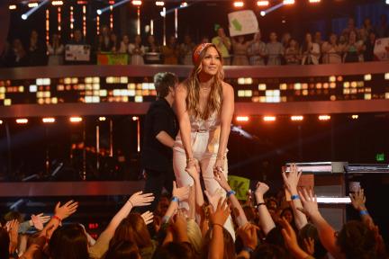 American Idol 2014 Spoilers - Jennifer Lopez