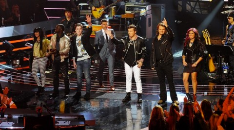 American Idol 2014 Spoilers - Top 6 Results Show