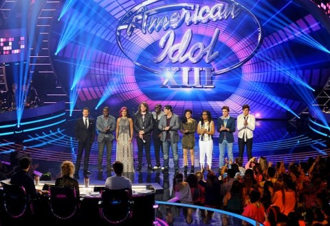 American Idol 2014 Spoilers - Top 8 Results Show