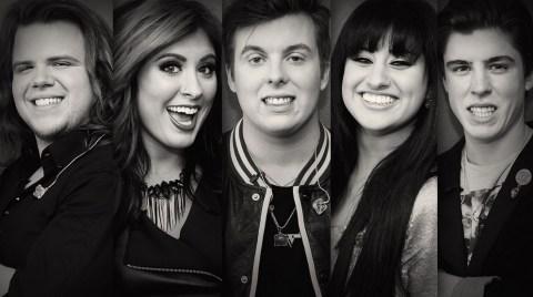 American Idol 2014 - Top 5