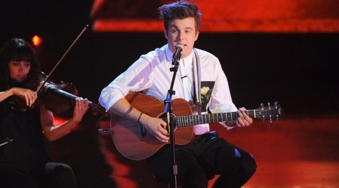 American Idol 2014 Spoilers - Top 4 - Alex Preston 2
