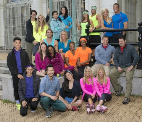 Amazing Race 2014 Spoilers - Season 25 Cast