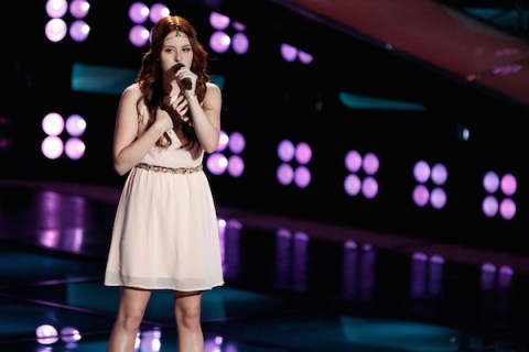 The Voice USA 2015 Spoilers - Brooke Adee Blind Audition