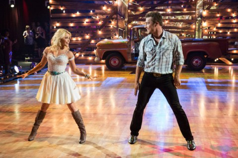 WITNEY CARSON, CHRIS SOULES