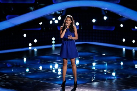 The Voice USA 2015 Spoilers - Blinds Continue - Lexi Davila
