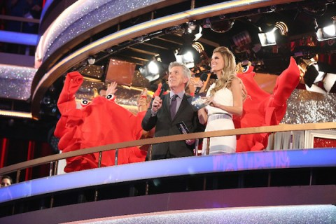 Dancing with the Stars 2015 Spoilers - Week 7 Results