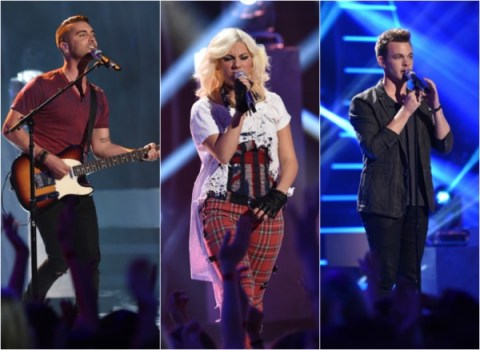 American Idol 2015 Spoilers - Top 3 Results