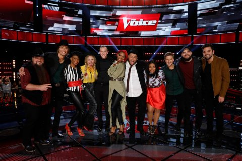The Voice USA 2016 Spoilers - Voice Top 11