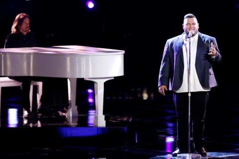 The Voice USA 2016 Spoilers - Voice Top 12 Performances - Christian Cuevas