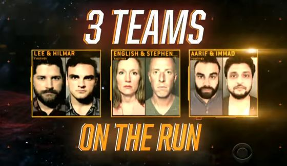 3 Teams on Hunted Finale