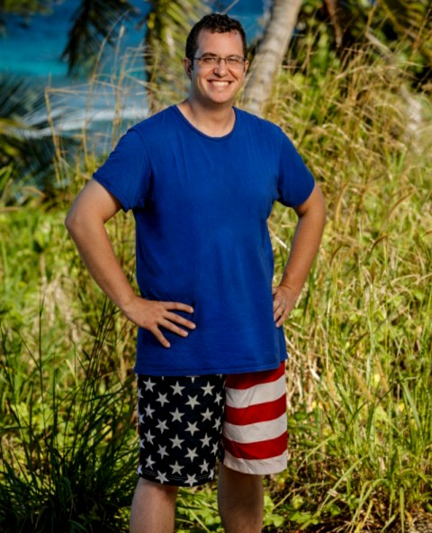 Survivor Edge of Extinction 2019 Spoilers - Season 38 Cast - Rick Devens