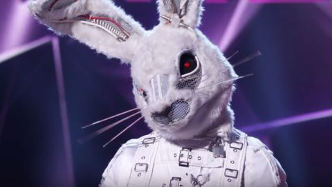 The Masked Singer Spoilers - Rabbit