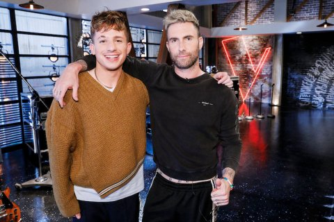 The Voice 2019 Spoilers - Season 16 Battle Round Mentors - Team Adam - Charlie Puth