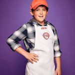 MasterChef Junior 2019 Spoilers - Season 7 Contestants - Reid