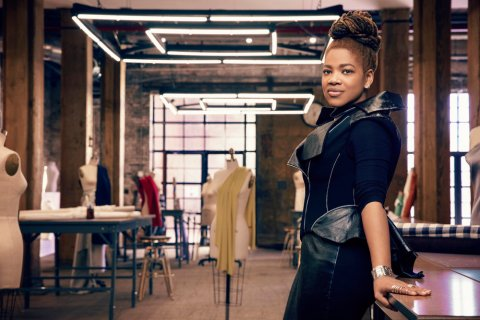 Project Runway 2019 Spoilers - Season 17 Designers - Nadine Ralliford