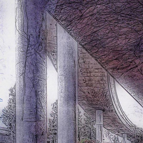Overpass Overhead Abstract (edit)