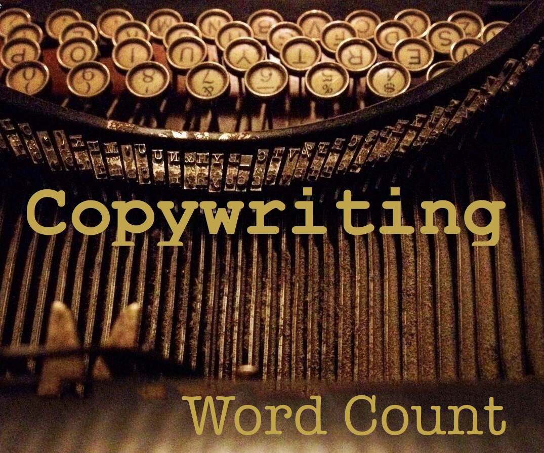 Copywriting Wordcount