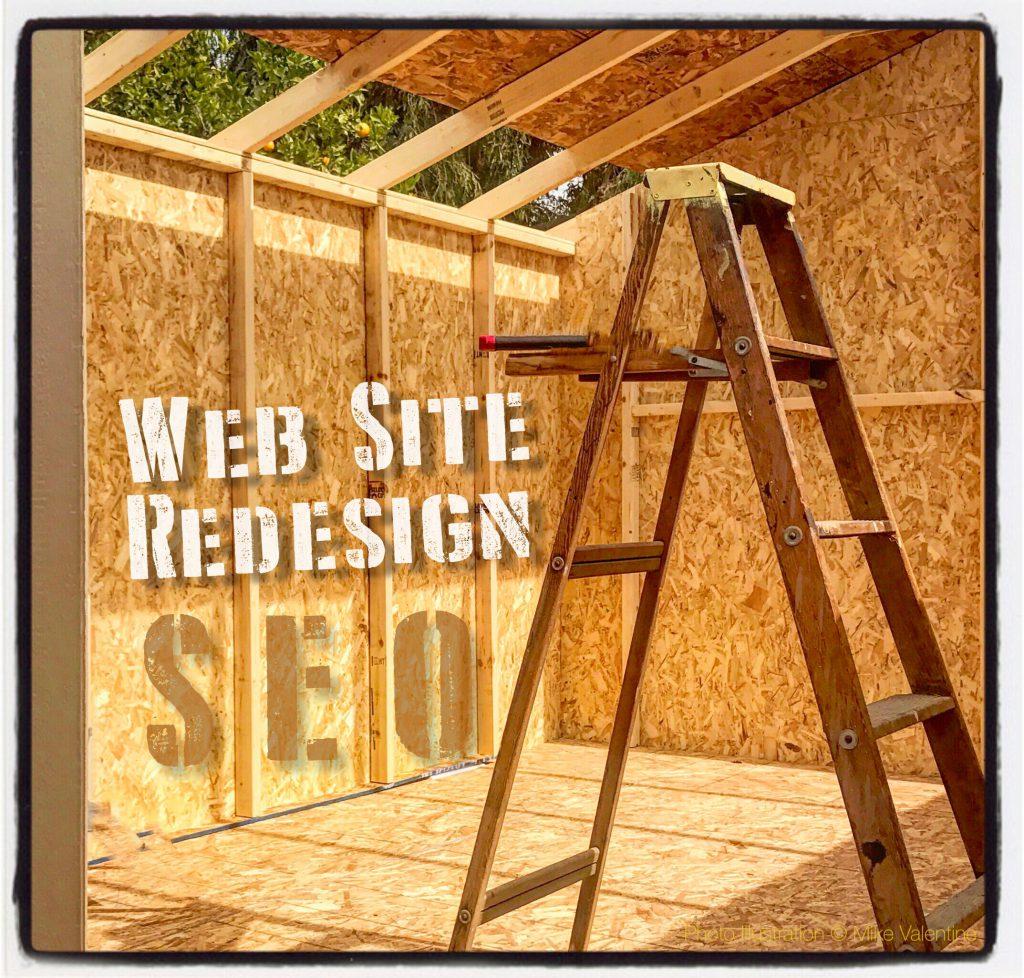 Web Site Redesign SEO