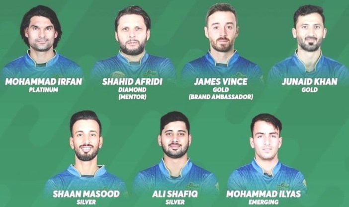 Multan Sultans Squad 2020 [PSL 5 Players]