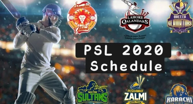 PSL 5 online Tickets With Price PSL Tickets 2020