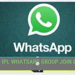 IPL WhatsApp Group 2020 [VIVO IPL 13 WhatsApp Group]