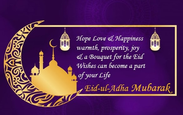 Best Eid-ul-Adha Mubarak Wishes