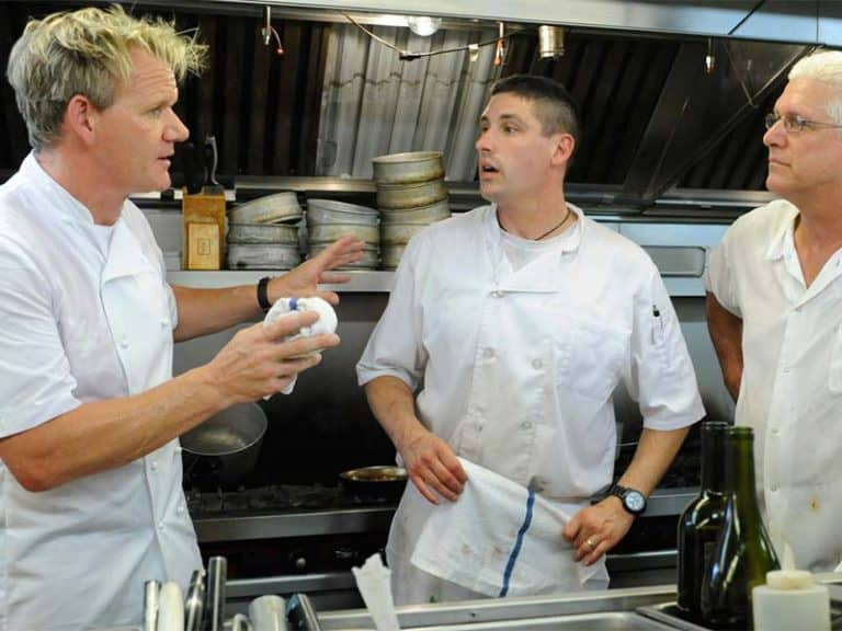 Mike And Nellie's Update  Kitchen Nightmares  Open Or
