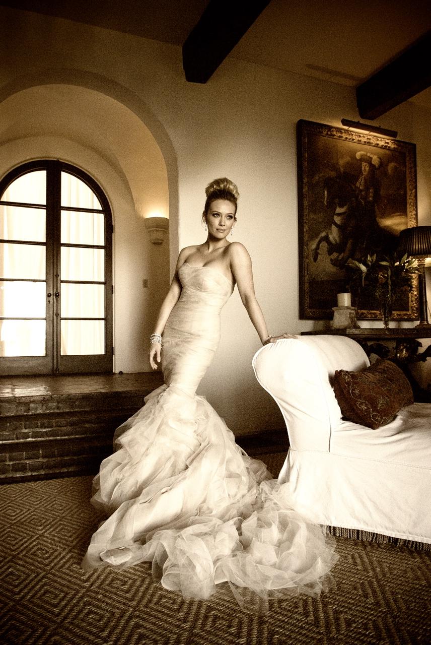 Hilary Duff  Husband Mike Comrie Separate