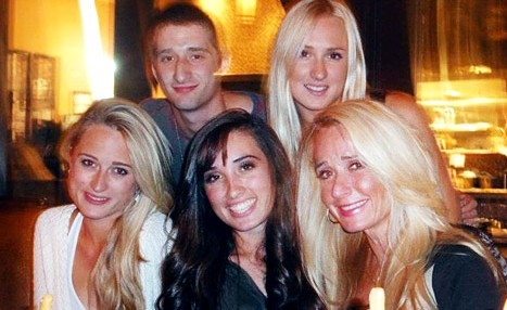 Kim Richards Child Admitted To Psychiatric Facility Again