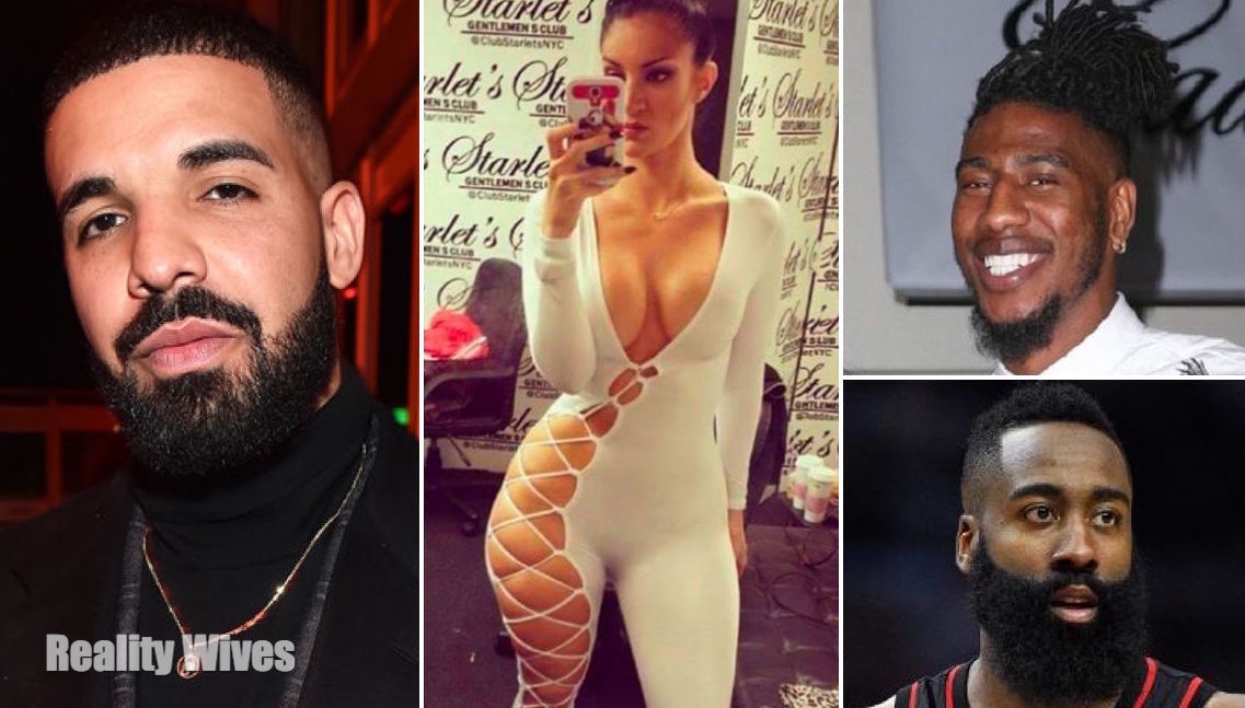 Drakes Baby Mama Sophie Brussaux Was Allegedly Sleeping