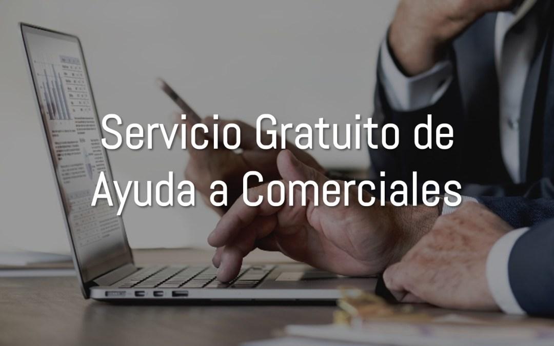 Servicio Gratuito de Ayuda a Comerciales 2