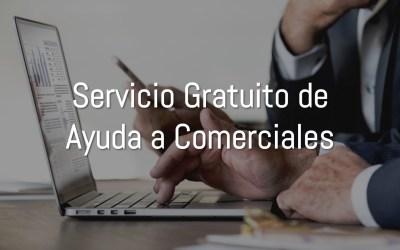 Inauguramos el Servicio Gratuito de Ayuda a Comerciales
