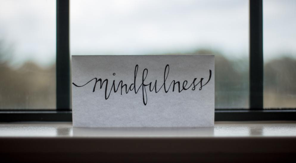 Mindfulness: By thinking differently, we develop new neural connections and diminishing the use of old connections, changing the landscape of our brain.