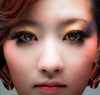 Couverture de l'album NASTY de la rappeuse japonaise acharu