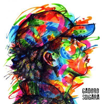 Pochette de l'album de Gadoro, Suigara